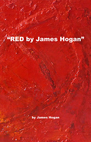 RED by James Hogan, available soon